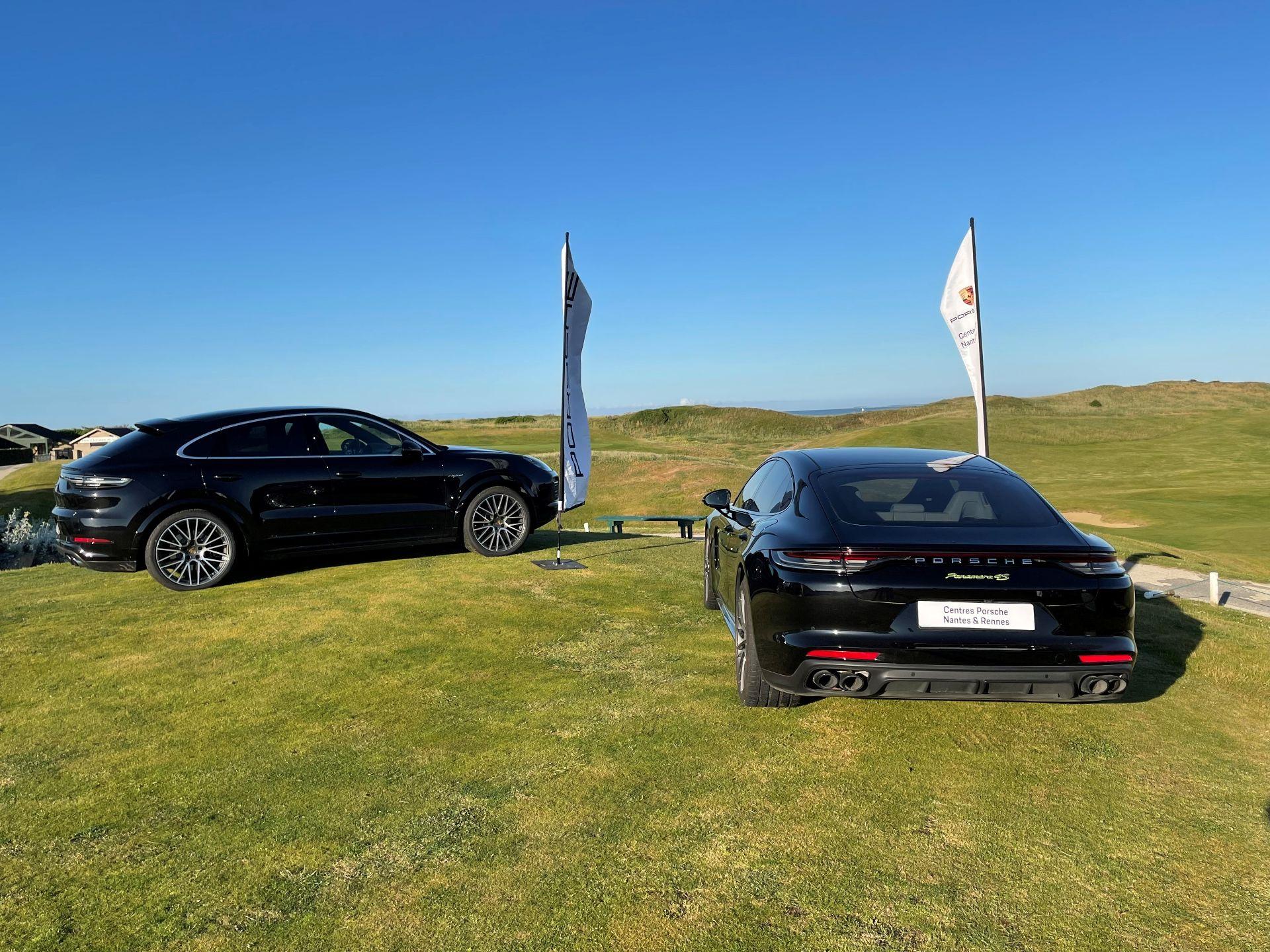 Open Golf Vendée Trophy Porsche