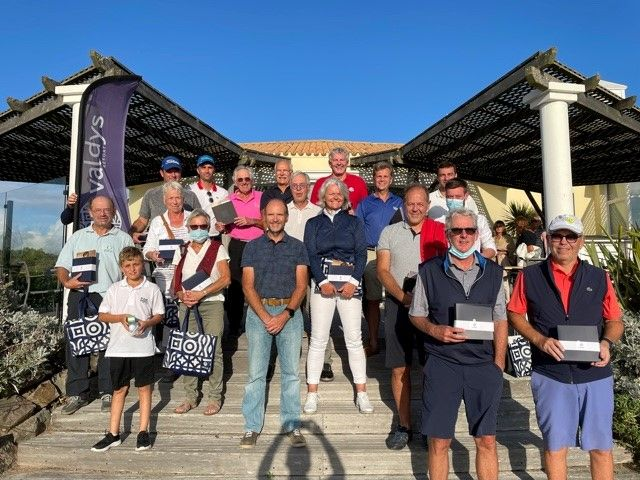 Trophée Atlantic Thalasso Valdys